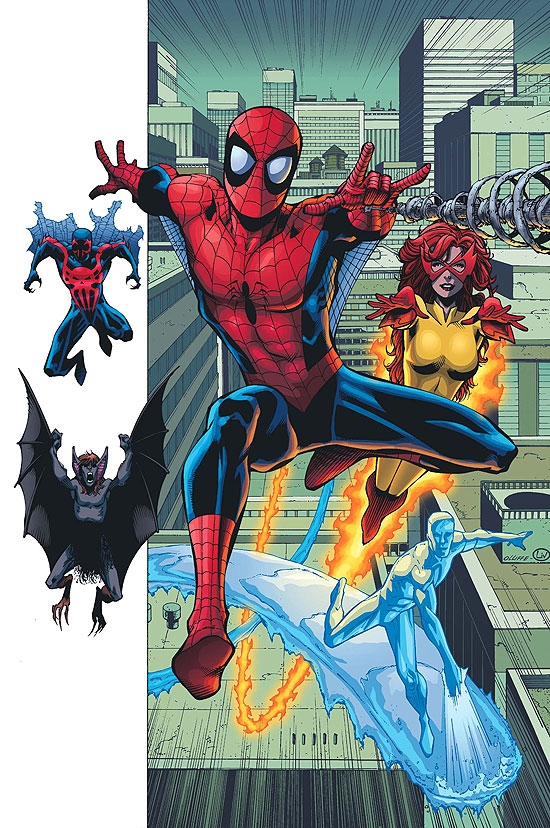 Spider-Man Family Featuring Spider-Man's Amaz (2006) #1