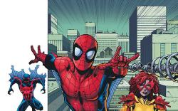 Spider-Man Family Featuring Amazing Friends (2006) #1