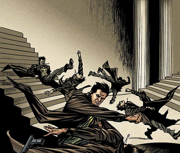 MADROX (2005) #5 COVER