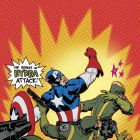 Archrivals: Captain America vs HYDRA