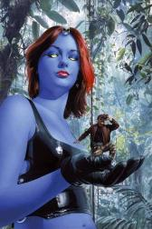 Mystique Vol. 3: Unnatural (Trade Paperback)