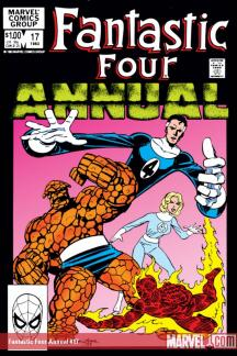 Fantastic Four Annual (1963) #17