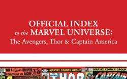 Avengers, Thor & Captain America: Official Index to the Marvel Universe (2010) #7