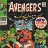 Image Featuring Whirlwind, Masters of Evil, Avengers, Klaw