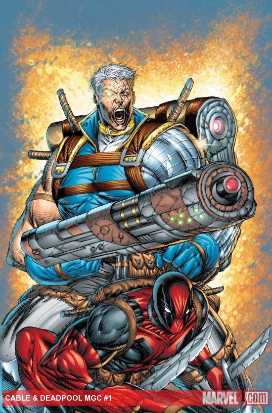 Cable & Deadpool MGC #1