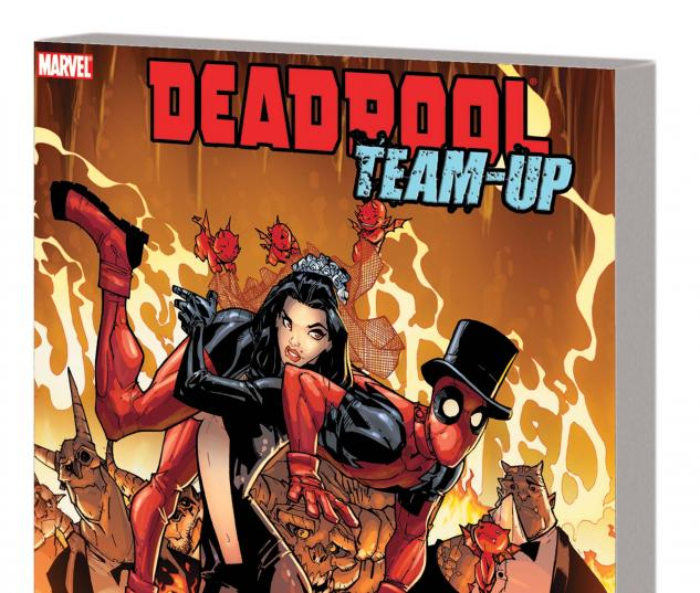 Deadpool Team-Up Vol. 2