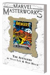 Marvel Masterworks: The Avengers Vol. 3 Variant (DM Only) (Trade Paperback)