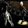 Women of Marvel: Storm Comiquette (Multiple Views)
