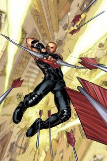 Ultimate Comics Hawkeye (2011) #1 (Kubert Variant)