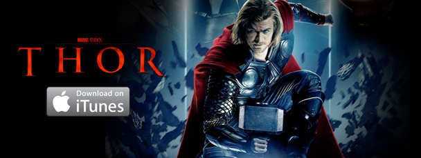 Pre-Order Thor on iTunes Now!