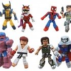New Marvel vs. Capcom 3 Minimates - Series 2