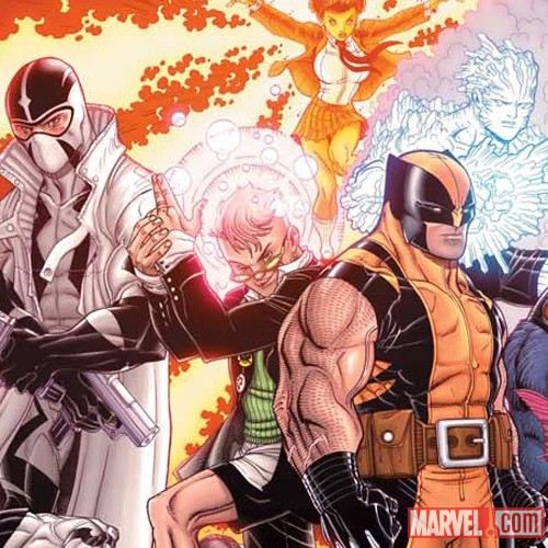X-Men: Regenesis - Choose Your Team