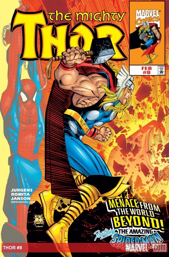 Thor (1998) #8