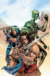 John Carter: The World of Mars #4