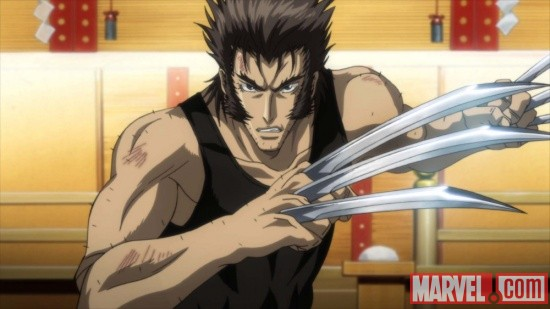 Screenshot from Wolverine episode 12