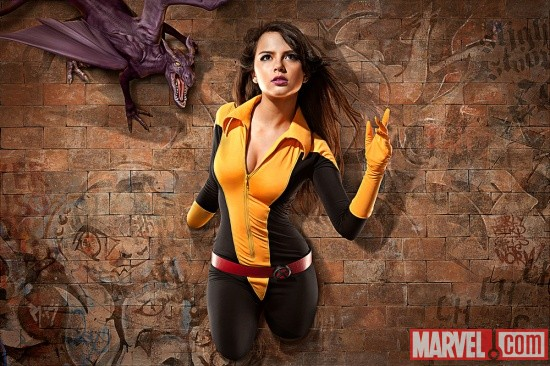Cosplay & Costuming: Arianna Colamonici as Shadow Cat