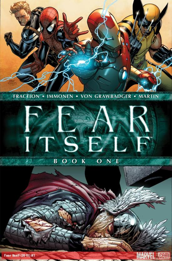 Fear Itself (2010) #1