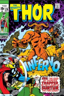 Thor (1966) #176