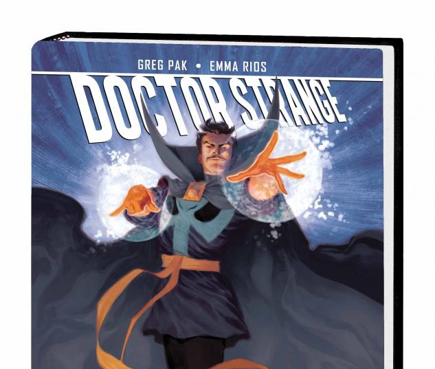 DR. STRANGE: SEASON ONE PREMIERE HC (WITH DIGITAL CODE)
