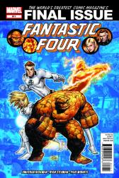 Fantastic Four #611 