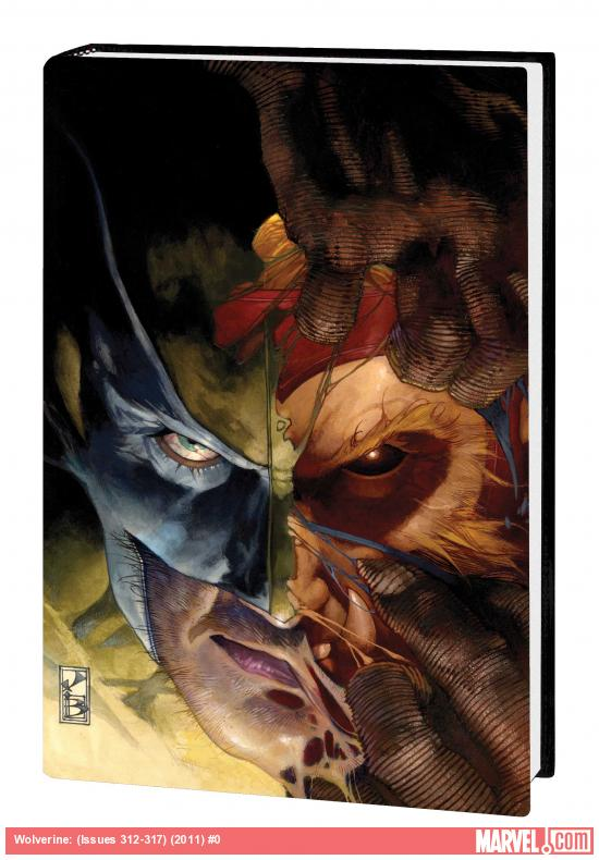 WOLVERINE: SABRETOOTH REBORN PREMIERE HC