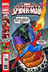 Marvel Universe ULTIMATE SPIDER-MAN #12 