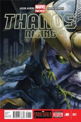 Thanos Rising #1 