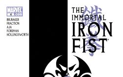 Immortal Iron Fist (2006) #4