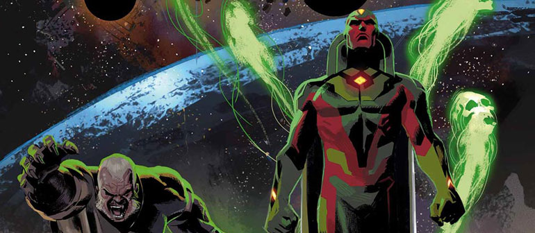 From the Ashes: Uncanny Avengers
