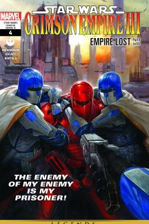 Star Wars: Crimson Empire Iii - Empire Lost #4