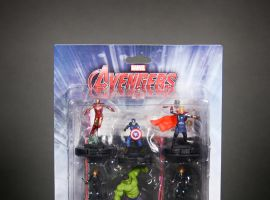The Marvel Heroclix: Age of Ultron Movie Starter