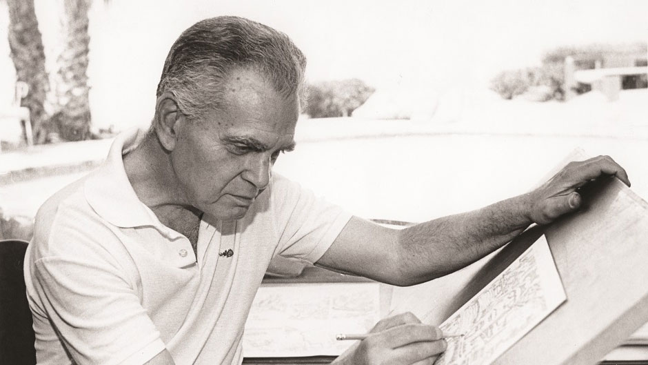 Jack Kirby from The Marvel Legacy of Jack Kirby