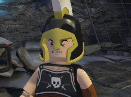 Ares in LEGO Marvel's Avengers