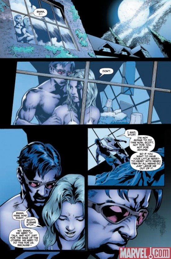 DARK X-MEN: THE CONFESSION ONE-SHOT Preview Page 3