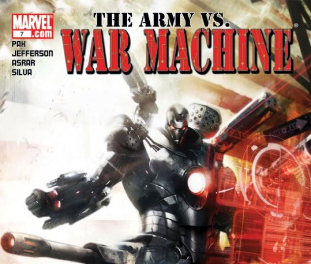 WAR MACHINE #7