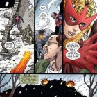 AVENGERS/INVADERS #9 preview page 6