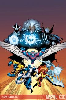 X-Men: Inferno (Hardcover)