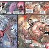 HULK VS. HERCULES: WHEN TITANS CLASH #1, pages 4-5