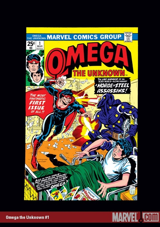 Omega: The Unknown (1976) #1