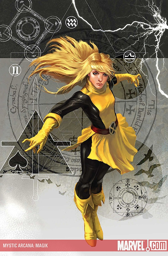 Mystic Arcana (2007) #1