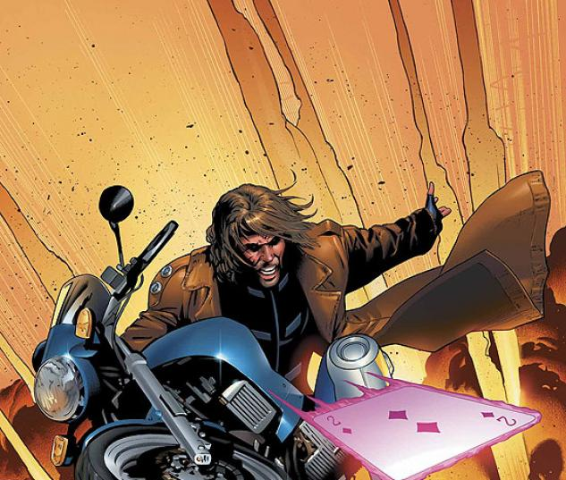 GAMBIT (2005) #6 COVER