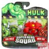 Super Hero Squad: King Hulk and Iron Man
