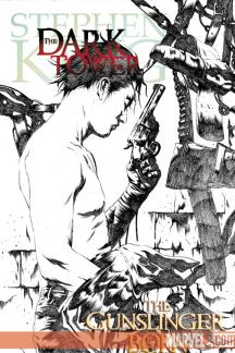 Dark Tower: The Gunslinger Born (2007) #1 (Jae Lee Sketch Variant)