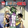 HER-OES #4 cover by Sara Pichelli