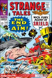 Strange Tales #149 