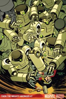 Thor the Mighty Avenger #7