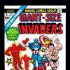 Image Featuring Human Torch (Jim Hammond), Invaders, Toro (Thomas Raymond), Captain America, The Winter Soldier