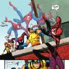 MARVEL ADVENTURES SPIDER-MAN #7 preview page by Jacopo Camagni