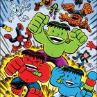 Mini Hulks 1