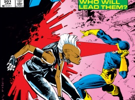 Storm vs. Cyclops